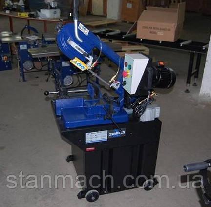 Zenitech BS 150 ленточнопильный станок по металлу, фото 2