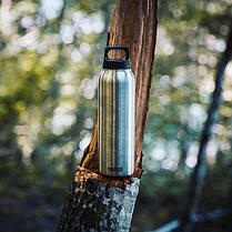 Термофляга SIGG Hot & Cold Brushed 0.5 л, Aluminium (8516.00), фото 3