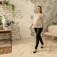 Брюки в клеточку для беременных 44, 52 р