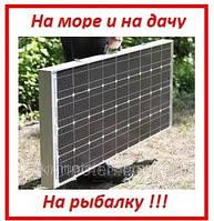 110W12V солнечная станция переносная