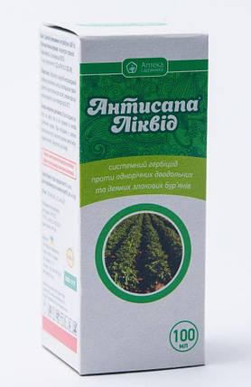 Антисапа Ликвид гербицид (Укравит), 100 мл, фото 2