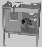 Серия установок АС337-АС338 для сварки малогабаритных изделий.