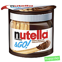 Nutella горіхова паста Т1*12