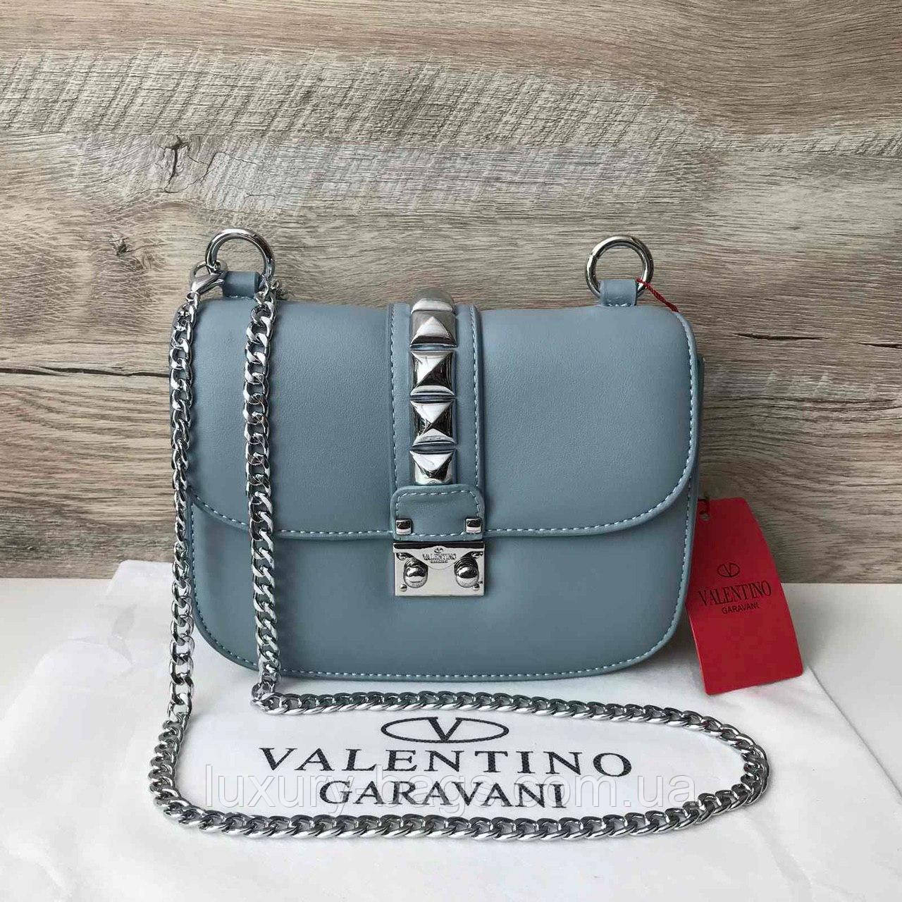 Женская маленькая сумка клатч Valentino