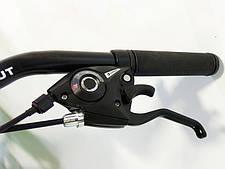 """Спортивний велосипед 26 дюймів Azimut Extreme GFRD рама 14"""" ORANGE, фото 3"""