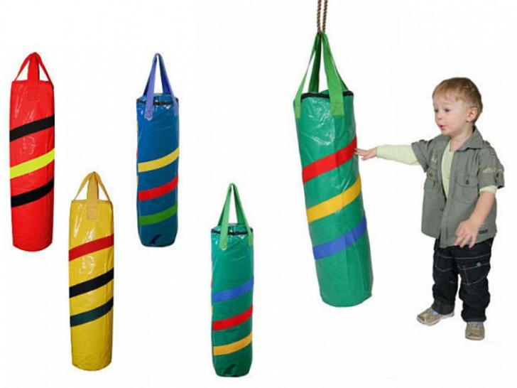 Детские боксерские груши. Боксерская груша для детской площадки