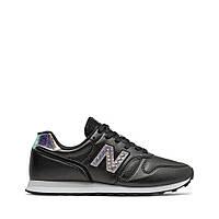 Женские кроссовки New Balance черные, коллекция весна-лето  WL373GB2