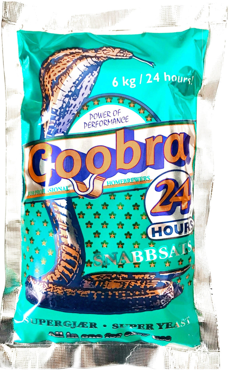 Дрожжи Coobra 24Н