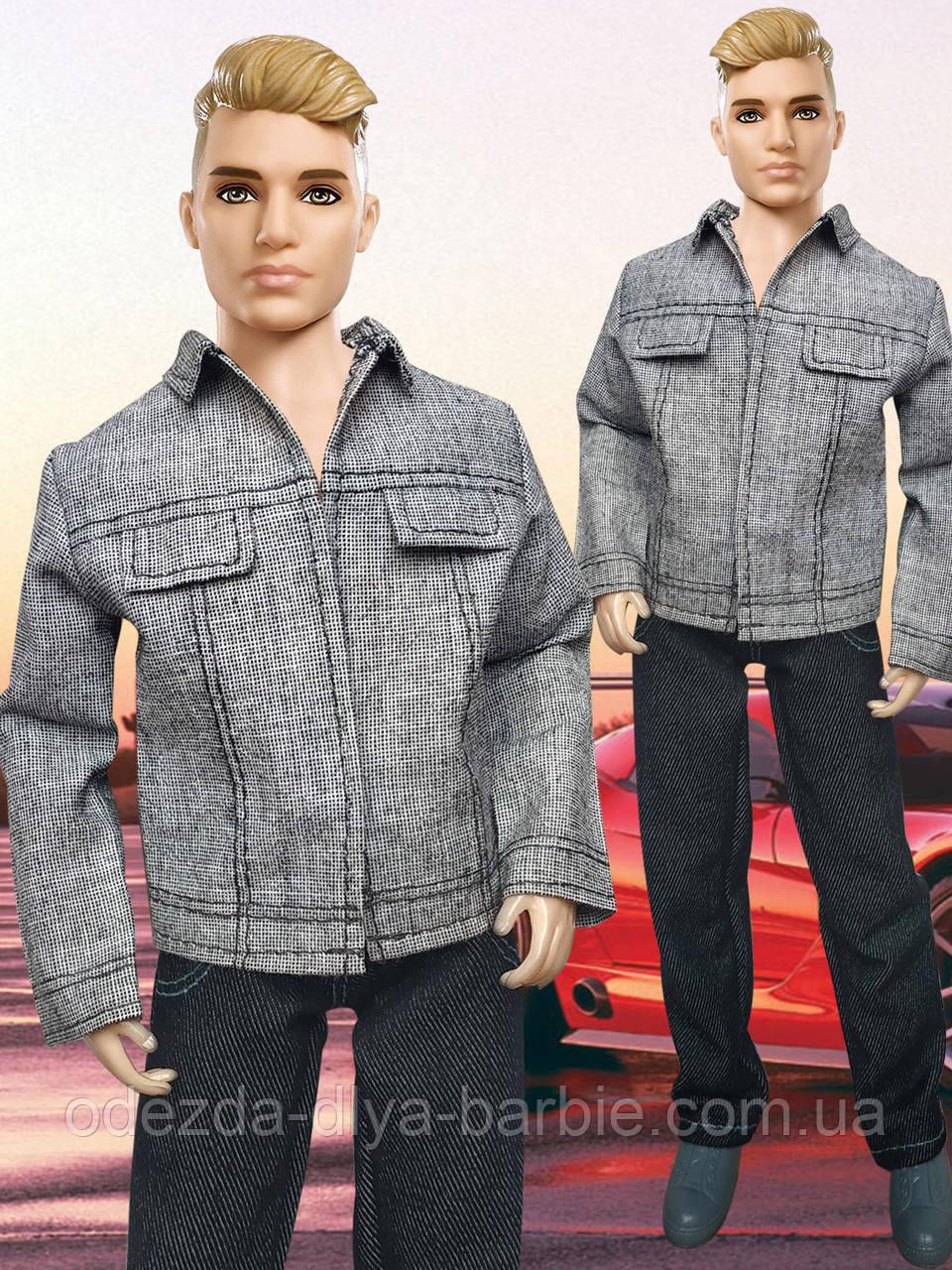 Одежда для Кена - курточка - ветровка