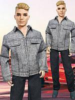 Одежда для Кена - курточка - ветровка, фото 1