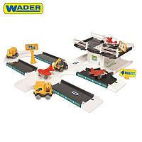 Набор игровой Wader kid cars 3d Аэропорт 53350