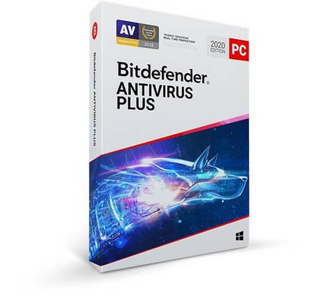 Антивірус BitDefender Antivirus Plus 2021 1 ПК на 1 рік (електронна ліцензія), фото 2