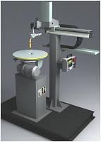 Установка АС372 для наплавки плоских поверхностей по спирали, цилиндрических и конических
