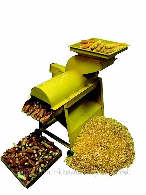 Молотилка кукурузных початков 5TY-0.5 - Интернет-магазин «Моё дело» в Харькове