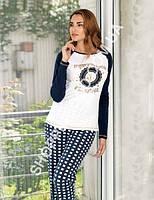 Женская пижама Mel Bee (Sahinler) MBP 22340, костюм домашний с брюками