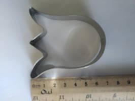 Вырубка тюльпан  7/7 см