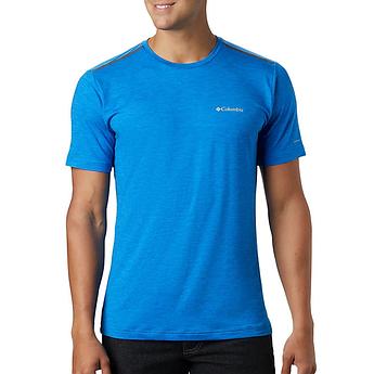 Мужская футболка Columbia Tech Trail Crew Neck