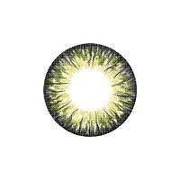Контактные цветные линзы FreshTone 15. Yellow Green