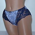 Трусы женские синие Lanny Mode 21693, фото 3