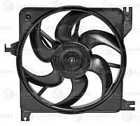 Електровентилятор радіатора Гранту