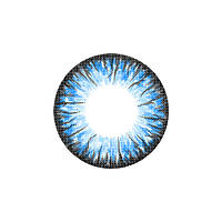 Контактные цветные линзы FreshTone 26. Crystal Water