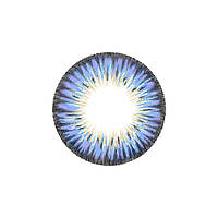 Контактные цветные линзы FreshTone 29. Blue Rain