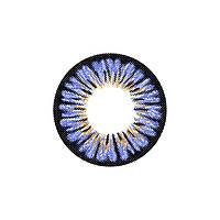 Контактные цветные линзы FreshTone 32. Dew Blue