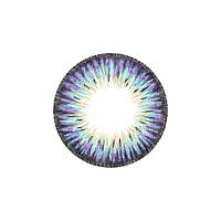 Контактные цветные линзы FreshTone 34. Blue Violet