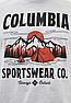Мужская футболка Columbia Warren Grove, фото 3