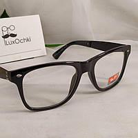 Стильные имиджевые очки Ray Ban Wayfarer
