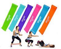 Резинка для фитнеса ZELART набор 5 штук
