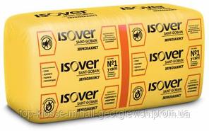 Мінеральна вата ISOVER Звукозахист 100 мм (610х1170 мм) 7,14 м2