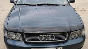 Дефлектор капота (мухобойка) Audi A4 (8D,B5) 1994-2001