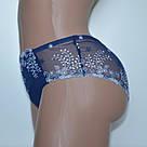 Трусы женские Lanny Mode 51957 синие, фото 3
