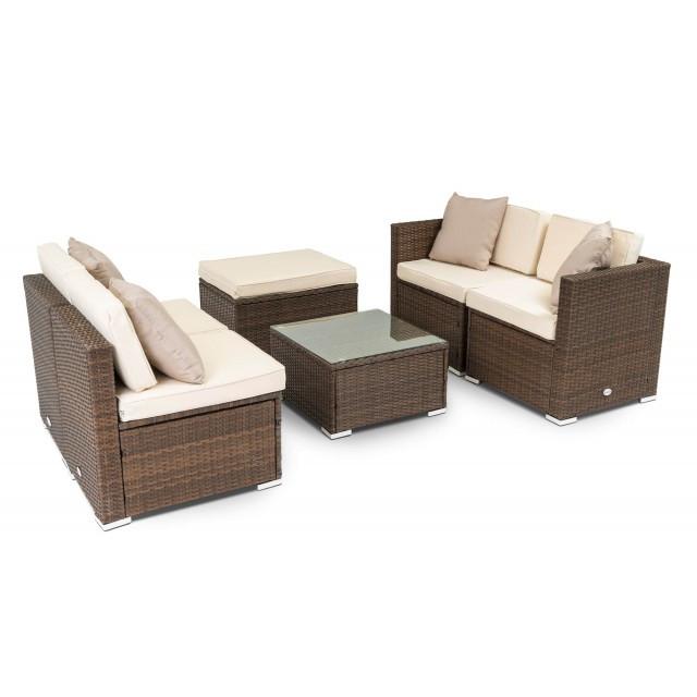 Садовая мебель MODENA коричневый