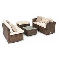 Садовая мебель MODENA коричневый, фото 1