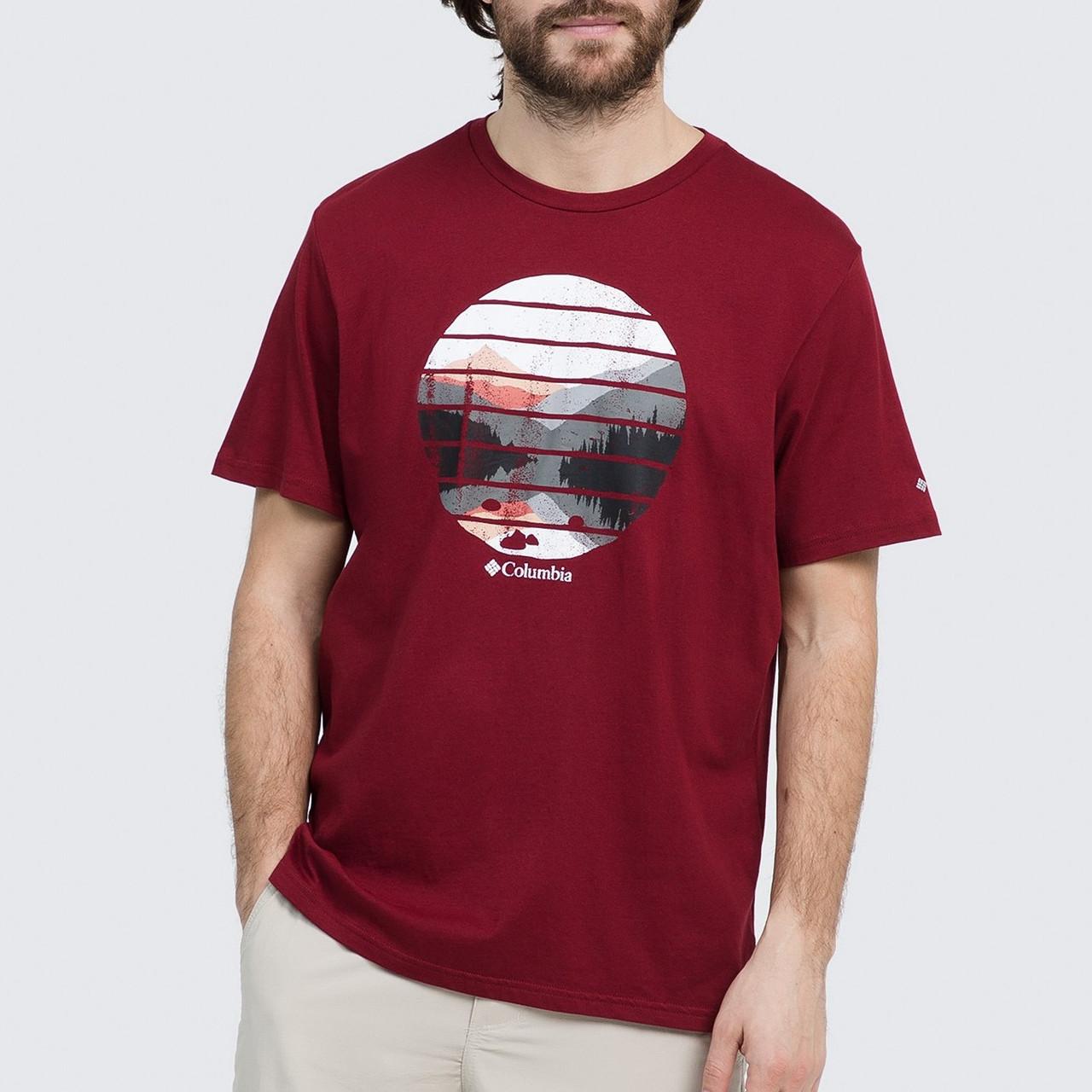 Мужская футболка Columbia Warren Grove