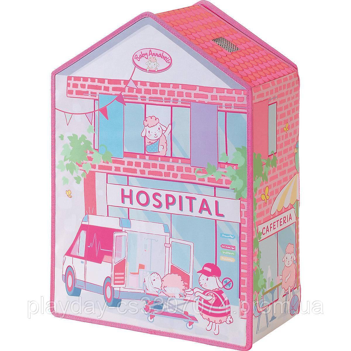 Эксклюзив!! Больница для Baby Annabell от Zapf Creation Baby Annabell Hospital