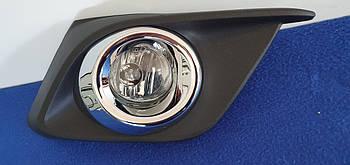 Противотуманные фары Mazda 3 2014-2016
