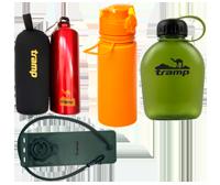 Фляги, бутылки и питьевые системы