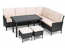 Садовая мебель VENICE DV-022GF черный