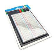 Макетная плата Arduino расширенная 1660-MB точек Breadboard, фото 3
