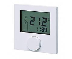 Кімнатний терморегулятор RT-D 24 Standart, LCD дісплей, обігрів 77410036