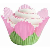 Бумажные формы для кексов, Petal Pink  (W4151375)