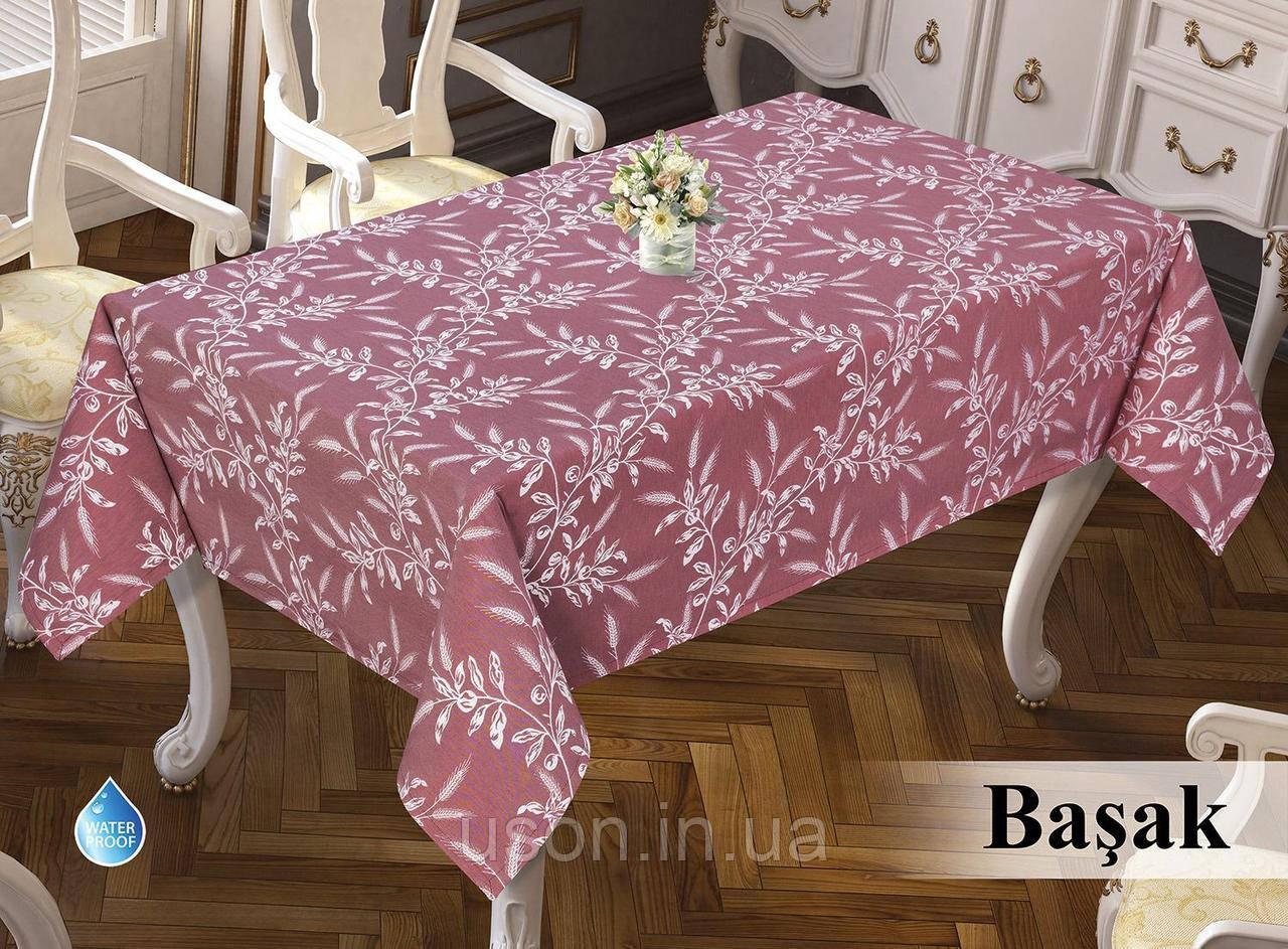 Скатерть тефлоновая прямоугольная MAISON ROYALE deluxe Basak 160*220