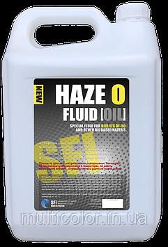 """Рідина для генераторів туману SFI Haze """"O"""" Fluid Oil 5л"""