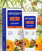 Арнизин крем для кожи 70 г заживляющий от ран, ожогов, трещин 2 тюбика