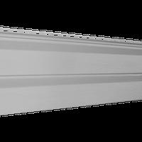 Сайдинг Ю-пласт Корабельный брус (серый)