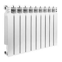 Алюмінієвий радіатор Armatura 500 White