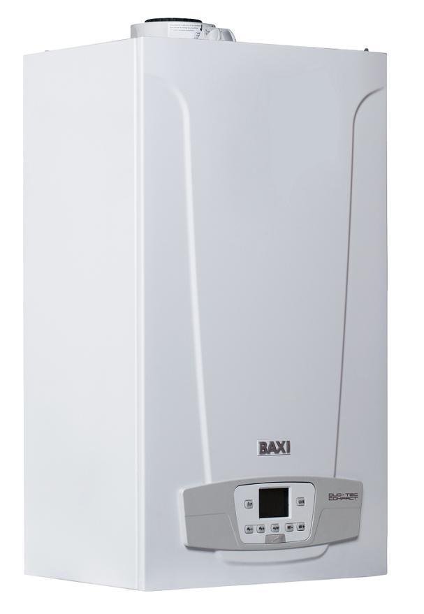 Газовый котел Baxi DUO-TEC Compact 1.24+ GA